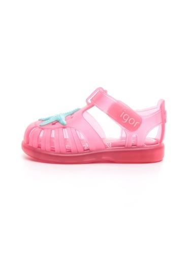 İgor Sandalet Renkli